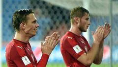 Na českou fotbalovou reprezentaci padla tma. Kdy bude líp?