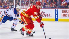 Frolík skóroval i ve druhém zápase nové sezony NHL, Calgary přesto prohrálo