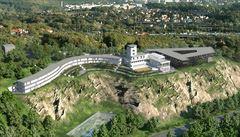 K Barrandovským terasám 'přirostou' novostavby, bude v nich hotel. Podívejte se na návrh