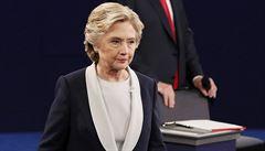 Bývalá komentátorka CNN prý tajně pomáhala štábu Clintonové v debatách