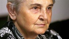 Zemřela jedna z prvních signatářek Charty 77 Libuše Šilhánová