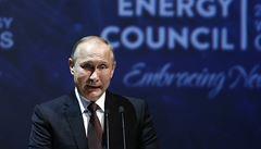 Putinova popularita dorovnává historické rekordy, věří mu 86 procent Rusů