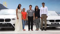 Indická gymnastka vrátila auto, které dostala za olympiádu. Nevešlo se na silnici