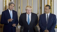 USA a Británie zvažují sankce proti Rusku a Sýrii kvůli Aleppu