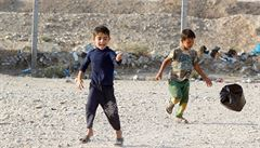 Školy v Mosulu už nebudou sloužit jako hřbitovy. Vrátí se do nich 40 tisíc dětí