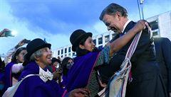 Kolumbijský prezident prodloužil příměří s rebely oceněné i Nobelovkou do konce roku