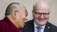 Vláda nezveřejní nahrávky o dalajlamovi. Neuspokojuje mě to, reaguje Zaorálek