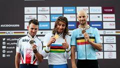 Sagan to dokázal. Obhájil titul mistra světa v silničním závodě