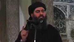 IS zveřejnil nahrávku s Bagdádím. Opět se spekuluje, zda je 'nepolapitelný vůdce' stále naživu