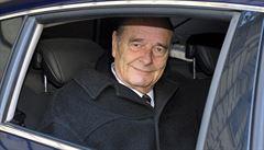 Francie se naposledy rozloučí s exprezidentem Chirakem, v Česku bude foukat silný vítr