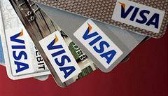 Generální ředitel vydavatele karet Visa rezignoval. Chce mít víc času na rodinu