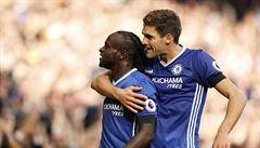 Chelsea deklasovala Everton 5:0 a jde do čela. Citizens totiž doma jen remizovali