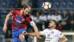 Hubník doma s Giurgií trpěl na tribuně, v Rumunsku jeho i spoluhráče nebude děsit Alibec