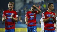 Plzeň s Astrou jen remizovala 1:1 a postup v Evropské lize se jí vzdálil