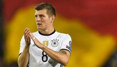 Plat jako Ronaldo či Bale. Kroos v Realu podepsal novou luxusní smlouvu