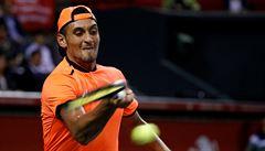 Obří tenisová ostuda. Rebel Kyrgios v Šangaji schválně 'odchodil' zápas