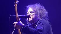 The Cure, Praha, O2 Arena, 22. 10. 2016 (Robert Smith)