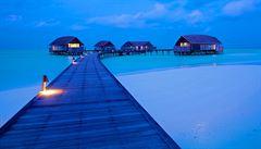 Prozkoumejte kouzelné Male. Vstupní bránu Malediv