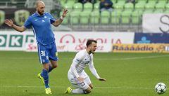 Liberec nepřekonal Laštůvku a v dohrávce s Karvinou pouze remizoval