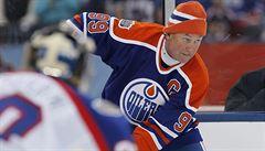 Legenda Gretzky: Přál bych si, aby na olympiádě zase hráli hokejisté z NHL