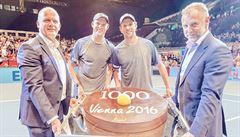 Fenomenální a nepřekonatelní?! Dvojčata Bryanovi vyhrála 1000. zápas ve čtyřhře