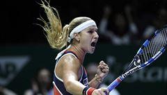 Slovenská dračice Cibulková si zahraje o titul z Turnaje mistryň proti Kerberové