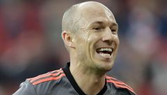 Robben v 35 letech ukončil kariéru. 'Hlava říká ano, tělo bohužel ne'