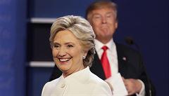 Trump lhal častěji, Clintonová upravovala realitu, hodnotí debatu kandidátů CNN