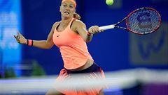 Kvitová si v Pekingu zahraje čtvrtfinále, o něj zabojuje i Karolína Plíšková. Strýcová končí