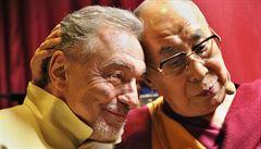 Gott se setkal s dalajlamou. Jsem vděčný za energii a má mou podporu, napsal