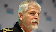 Pavel: Pátý článek smlouvy NATO platí, změnu si nedovolí žádný prezident