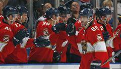 Jágr vstřelil 750. gól v NHL a byl vyhlášen první hvězdou zápasu