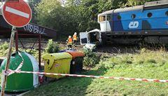 Černý týden na železnici nekončí. Střet s vlakem nepřežil muž na Novojičínsku, další nehody si vyžádaly zraněné