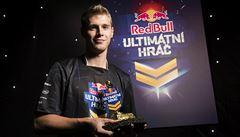 Nejlepší český počítačový hráč tréninku moc nedává, hraje jen pro zábavu