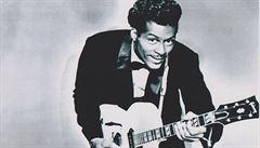 Odešla legenda rokenrolu. Vizionář Chuck Berry zemřel v 90 letech