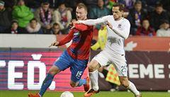 Jsme Plzeň, Spartu musíme porážet, říká sebevědomě střelec vítězného gólu Krmenčík