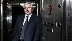 Mnozí by bez slabší koruny nepřežili, říká guvernér ČNB Rusnok