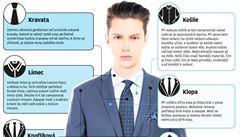 Investice do kvalitního obleku se vrátí. Kolik a za co mají muži utrácet?