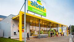 Ahold nakonec ustoupil, pokladní v Albertech dostanou navíc tisícovku