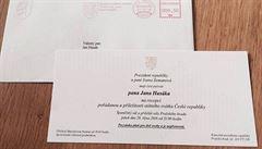 Krize s účastí na Hradě? Bývalý poslanec Husák obdržel pozvánku po třech letech