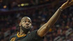 Odstartovala NBA. Obhájci z Clevelendu na úvod snadno přehráli Knicks