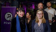 Islandští Piráti skončili třetí. Volby vyhrála vladní Strana nezávislosti