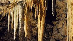 Neobvyklý nález. Jeskyňáři objevili v Moravském krasu novou jeskynní chodbu