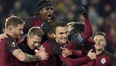 Sparta se veze v Evropské lize na vítězné vlně. Po třetím triumfu je blízko postupu