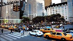 'Be a mensch.' Newyorčané mluví trochu jidiš, ani o tom nevědí