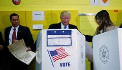 Kontrola voleb v USA odhalila problémy s automaty. Objevila tisíc vadných zařízení