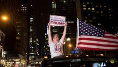 Trumpova výhra je signál arogantním liberálním elitám o nespokojenosti lidí, říká expert