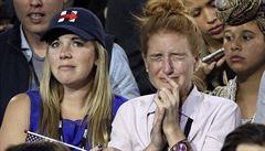 Trumpovo vítězství znervózňuje světové trhy. Dow Jones se propadl o 840 bodů