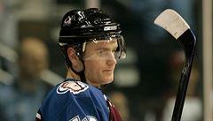 Slováci truchlí. Někdejší hokejista Colorada Svatoš zemřel náhle ve 34 letech