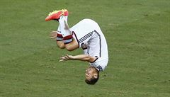 Nejlepší střelec historie mistrovství světa Miroslav Klose ukončil kariéru